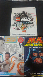 Libro Star Wars Mad Lego Amazing