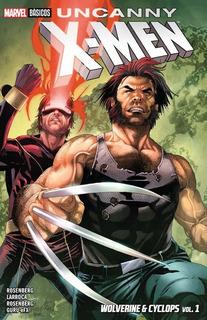 Marvel Básicos Uncanny X-men Wolverine & Cyclops Vol. 1