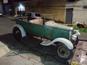 Ford Phaeton 1929 Original Com Mecanica Completa