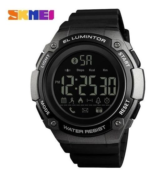 Reloj Skmei 1347 Bluetooth Smart Watch + Estuche Y Envío