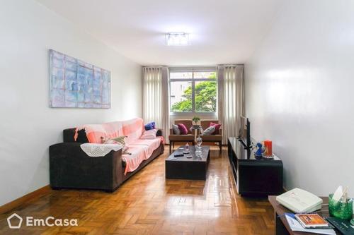 Imagem 1 de 10 de Apartamento À Venda Em São Paulo - 20578