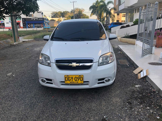 Chevrolet Aveo Emotion Automatico 1,6