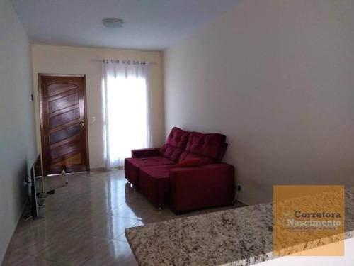 Ca1380 - Casa Com 2 Dormitórios À Venda, 85 M² Por R$ 265.000 - Jardim Colônia - Jacareí/sp - Ca1380