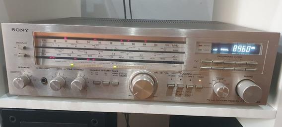 Receiver Sony Str-434bs Impecável - Único Dono, Com Nota
