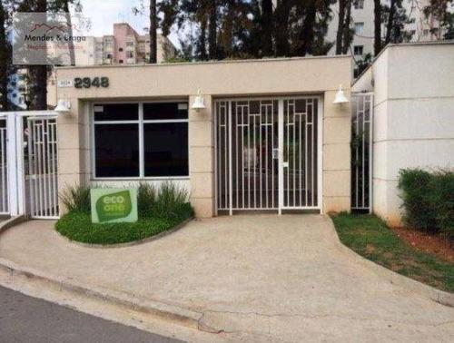 Imagem 1 de 15 de Apartamento Com 2 Dormitórios À Venda, 49 M² Por R$ 259.000 - Centro - Guarulhos/sp  Ap3072 - Ap0931
