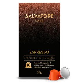Cápsulas Compatíveis Nespresso - Salvatore Espresso 10 Uni
