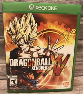 Dragon Ball Xenoverse Xv Xbox One Play Magic