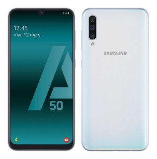 Samsung Galaxy A50 128gb Rom 4 Ram + Micro Sd 128gb +estuche