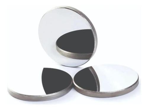 1 Espelhos 25mm Mo Molibdênio - Máquina Laser Co2