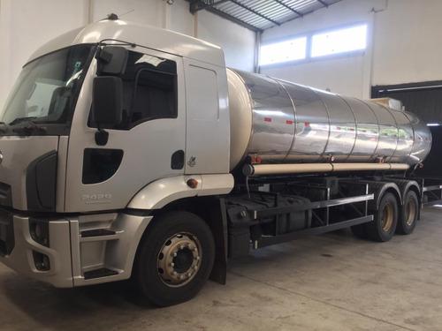 Caminhão Ford Cargo 2429 Ano 2017/ Batatais Caminhões