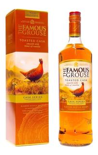 Whisky The Famous Grouse Toasted Cask De Litro Con Estuche