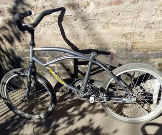 Bicicleta Playera R20 Bassano