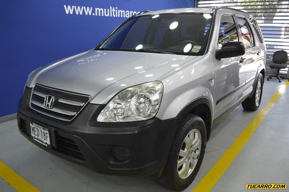 Honda Cr-v Lx-sincronico