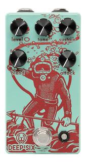 Pedal Walrus Audio Deep Six Compressor V3