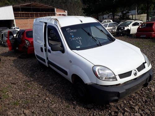 Sucata Renault  Kangoo 2014 1.6 16v Flex Rs Auto Peças