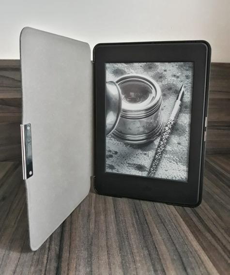 Kindle Paperwhite Wi-fi, Iluminação Embutida