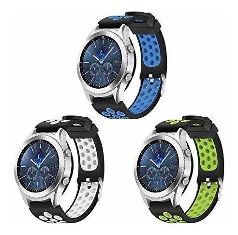 Reloj Hagibis Compatible Con Samsung Galaxy 1811 En Banda /