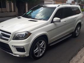 Mercedes Benz Gl 500 2013, Blanca, Un Dueño, Llantas Nuevas