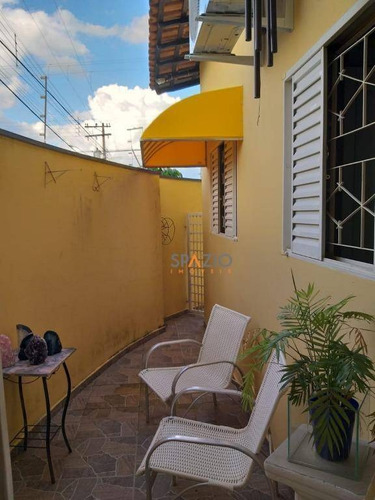 Imagem 1 de 16 de Casa Com 3 Dormitórios À Venda, 109 M² Por R$ 350.000,00 - Jardim Portugal - Rio Claro/sp - Ca0281