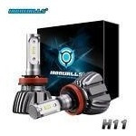 2x H11 H8 H9 1400w Csp Led Headlights Kit High / Low Beam Bu
