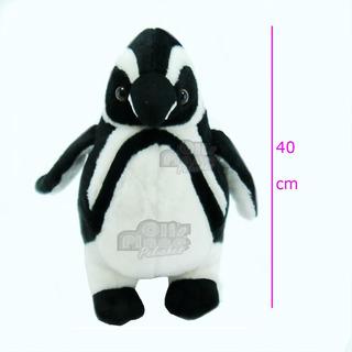 Pingüino De Peluche Grande Medida Real Calidad Importado