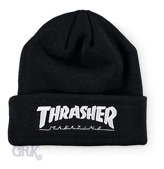 Touca Gorro Thrasher Magazine Skate