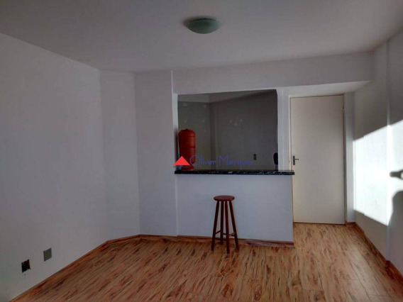 Apartamento Com 2 Dormitórios Para Alugar, 56 M² Por R$ 560,00/mês - Bandeiras - Osasco/sp - Ap6453