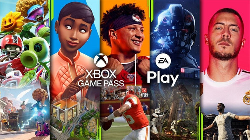Xbox Game Pass + Live Gold +ea Play: 3 Meses