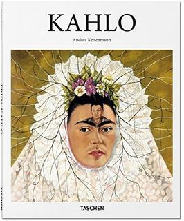 Libro Kahlo De Andrea Kettenmann