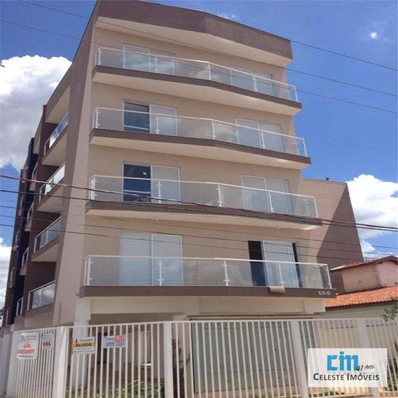 Apartamento Residencial À Venda, Jardim Bela Vista, Boituva. - Ap0004