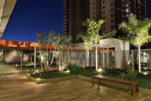Apartamento Com 3 Suítes À Venda, 200 M² Por R$ 1.239.738 - Jardim Botânico - Ribeirão Preto/sp - Ap5443