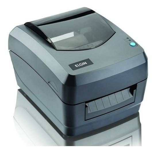 Impressora De Etiquetas Térmica Usb Serial 203dpi L42 Elgin