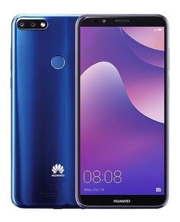 Celular Huawei Y7 2018 Nuevo En Caja