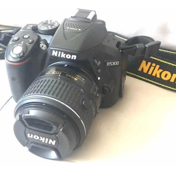 Camera Digital Nikon D5300