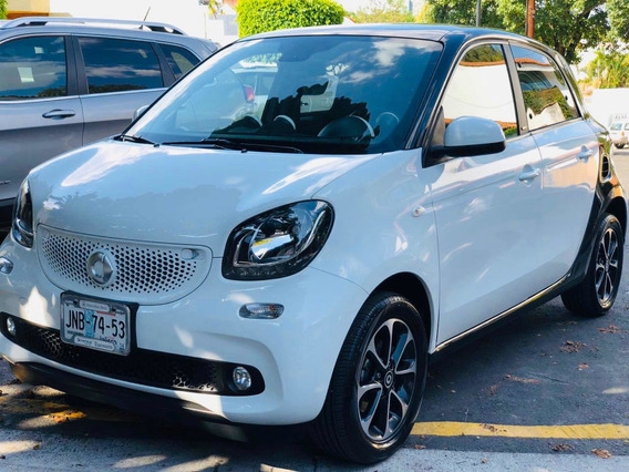 Smart Forfour 1.0 Passion Mt 2016