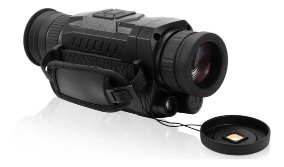 Monóculo 5x40 Infravermelho Visão Noturna Camera Modelo 2020