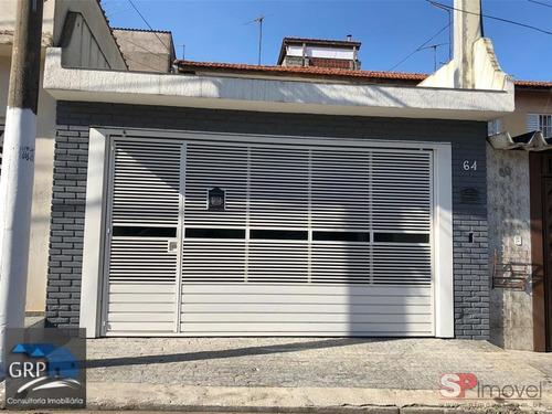 Imagem 1 de 12 de Sobrado Para Venda Em São Paulo, Conjunto Residencial Sitio Oratório, 3 Dormitórios, 1 Suíte, 2 Banheiros, 2 Vagas - 7006_1-1795360