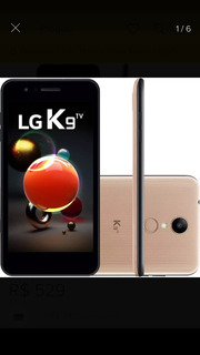 Celular Lg K9 Semi-novo