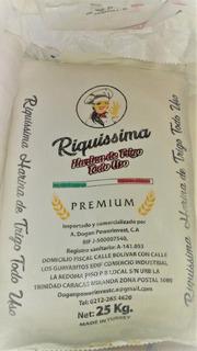 Harina De Trigo Riquissima