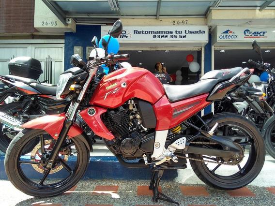 Yamaha Fz Modelo 2011 Al Día Excelente! Traspaso Incluído