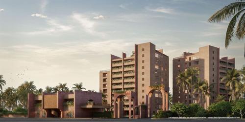 Imagen 1 de 12 de Penthouse En Venta En La Playa Yucatán