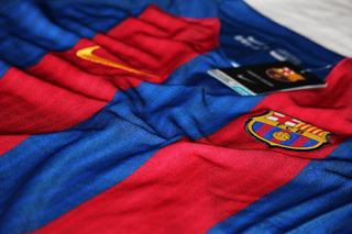 Camisa Nike Barcelona Oficial Dry-fit Original Nova