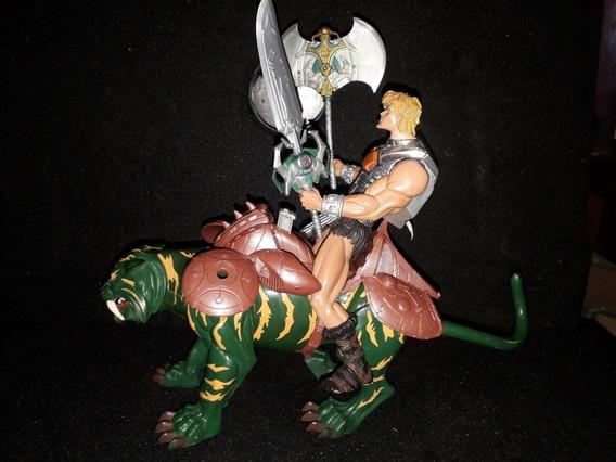 He- Man Y Battlecat Motu 200x