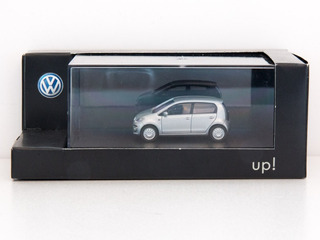 Volkswagen Up! Silver - Escala 1/87 H0 Herpa