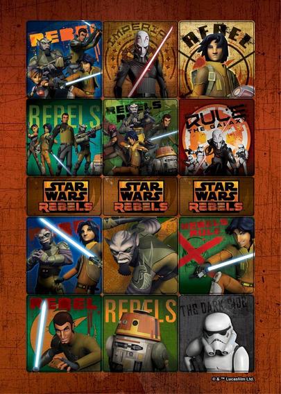 Adesivo Stickers Star Wars Rebels