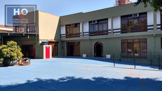 Casa Comercial Locação, 540 M² Por R$ 19.500/mês - Ipiranga - São Paulo/sp - Ca0043