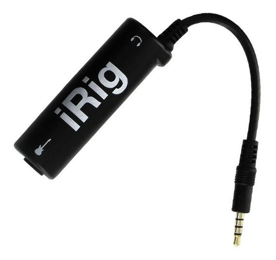 Irig - Lives Profissionais No Celular Com O Áudio Da Mesa