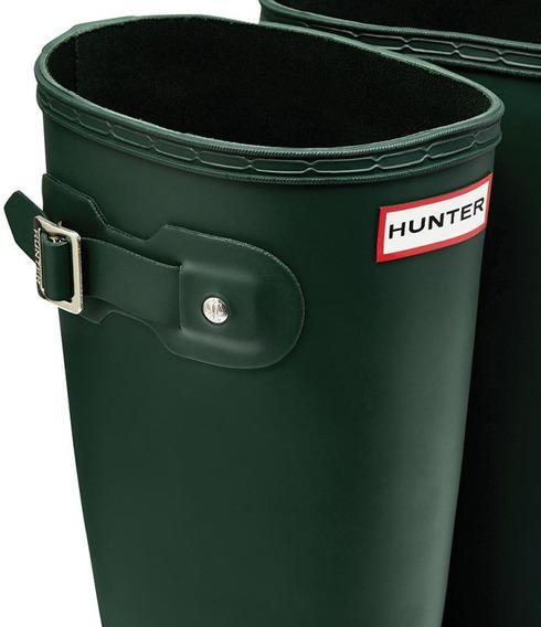 Botas Hunter - Nuevo- Color Verde Cactus - Talle33