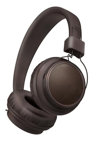 Fone De Ouvido Bluetooth 4.0 20khz Marrom