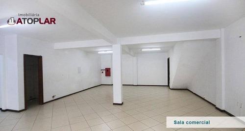 Imagem 1 de 11 de Sala À Venda, 217 M² Por R$ 966.700,00 - Pioneiros - Balneário Camboriú/sc - Sa0066